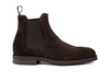 Luciano - Coffee Suede Men Chelsea Boot