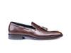 Romeo - Coffee Deco Leather Men Tassel Loafer