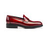 Uliassi - Red Polished Penny Loafer